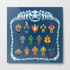 Heroic Masters of the Universe Metal Print