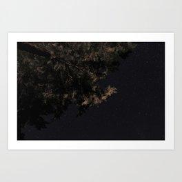 Stars at Night Art Print
