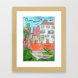 Bologna Framed Art Print