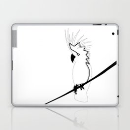 Cockatoo in line Laptop & iPad Skin