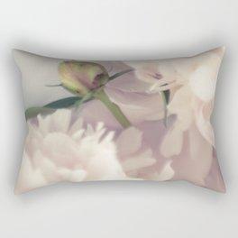Pink peonies 33 Rectangular Pillow