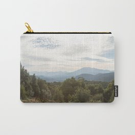The valley Carry-All Pouch