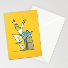 The Return of the Karate Kid Stationery Cards