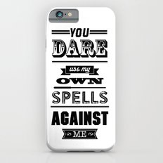 HP Quotes - Half Blood Prince iPhone 6s Slim Case