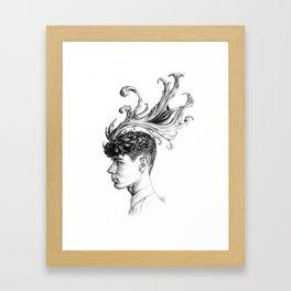 The Faun Prince Framed Art Print