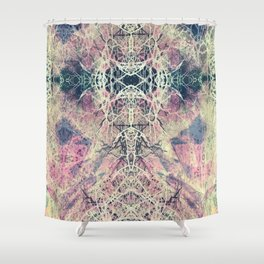 Formation Final - In Bloom Repeat Shower Curtain