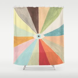 Big Brother - Colors Shower Curtain