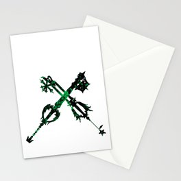 Dual Wield Stationery Cards
