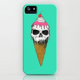 I Scream, You Scream, We all Scream iPhone Case