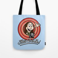 That's Al Folks! (Modern) Tote Bag