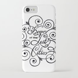Keeper of the Lost Cities iPhone Case