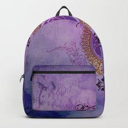 Decorative tribal dragon Backpack
