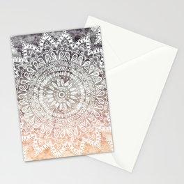 BOHEMIAN HYGGE MANDALA Stationery Cards