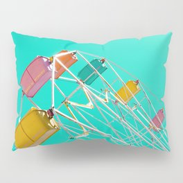 Ferris_Wheel - 2, Northern Michigan Pillow Sham