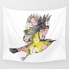 Bird I Wall Tapestry