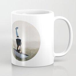 Umbrella melancholy Coffee Mug