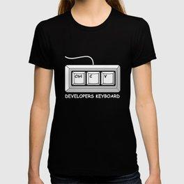 Funny Programmer Software Developer Engineering Computer Science T-shirt