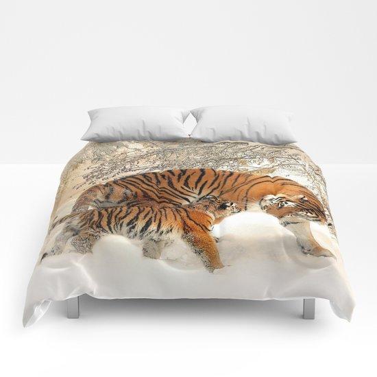 Tiger_2015_0125 Comforters