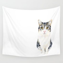 Little cat Harry Wall Tapestry