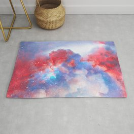 Stay with me between the Clouds and your Dreams Rug