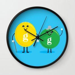 G&G's Wall Clock
