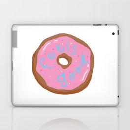 Feels good, donut? Laptop & iPad Skin