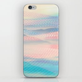Tulle Mountains 2 iPhone Skin