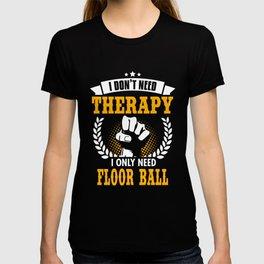 Floor Ball T-shirt