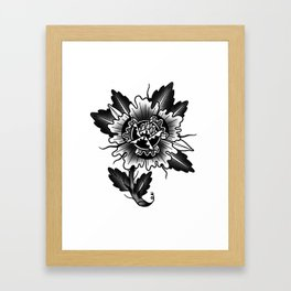 spooky Framed Art Print
