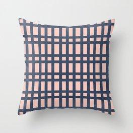 Japanese style - Shoji #543 Throw Pillow