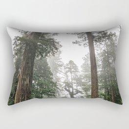 Like The Redwoods - 5/365 Rectangular Pillow