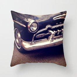 VINTAGE CARS I Throw Pillow