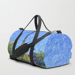 Old time Factory Duffle Bag