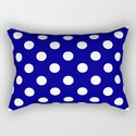 POLKA DOT (WHITE & NAVY) by exitvs