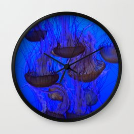 Jelly School Wall Clock