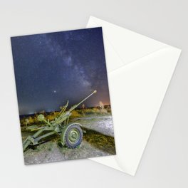 Milky Way and the Perseids Stationery Cards