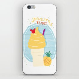 Pineapple Float (Dole Whip) iPhone Skin