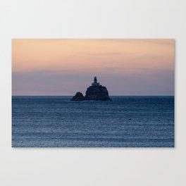 Oregon Coast Lighthouse Canvas Print