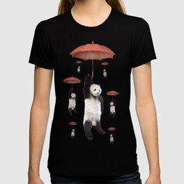 Pandachutes T-shirt
