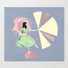 huaxi lilac Canvas Print