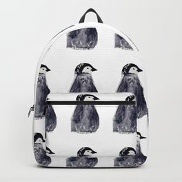 baby pinguin - bebe manchot - nord - north - banquise - arctique - pingouin Backpack