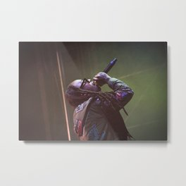 Ty Dolla $ign Live Metal Print