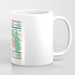 Camping Christmas Coffee Mug
