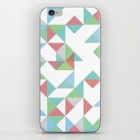 prism iPhone & iPod Skins featuring Prism by Emil Ericsson