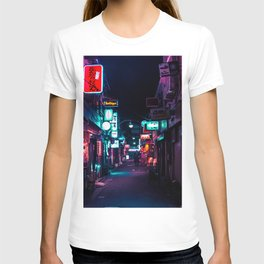 Late Night in Shinjuku's Golden Gai T-shirt