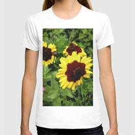 Flowers In Mid-Summer T-shirt