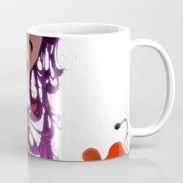 Les fleurs rouges... Coffee Mug