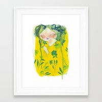 hawaii Framed Art Prints featuring Hawaii by STUDIO KILLERS