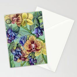 Lost Wing In Bloom Stationery Cards