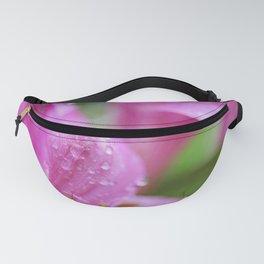 Pink Hibiscus Closeup Fanny Pack